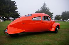 1937 Airmobile Experimental - Dolphin Tail, side view