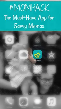 The Must-Have App for Savvy Mamas: The Pampers Rewards App - LadydeeLG