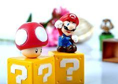 dddcbc2678ebb Super Mario Bros Goomba Luigi 5cm PVC Figuarts Personaggi e Action Figure  (5 pezzo