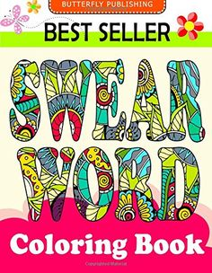 Swear Word Coloring Book Relaxation Series Books