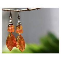 Vintage Baltic amber earrings, Baltic amber jewelry, Amber earrings,... ❤ liked on Polyvore featuring jewelry, earrings, silver jewellery, vintage jewelry, silver amber jewellery, vintage jewellery and silver jewelry