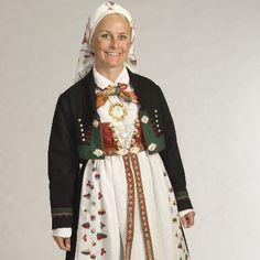 Åmli dame - Norsk Flid