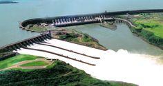 Itaipu atinge marca histórica de produção de energia - Infotau