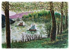 Roberto Crespo Rios _ 1993 _ barcos