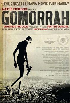 ゴモラの映画のポスター