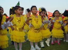 Photos by Maiju: Childrens day in Bangsaen 11.01.2014