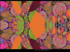 z=z^atanh(z^3) Fractal Images, Fractals, Math, Painting, Design, Mathematics, Math Resources, Paintings