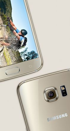 64GB Samsung Galaxy S6 Gold Platinum released SIM free without contracts. 03/08/15