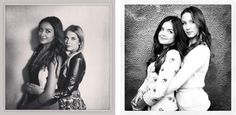 sparia and emily and hanna