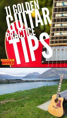 11 Golden Guitar Practice Tips For Ultra Productive Training Sessions #Guitar #guitarpractice #guitarhippies #metronome GuitarHippies - Inspiring Your Musical Journeys