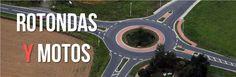 El peligro de las rotondas con motocicletas