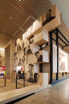 Olson Kundig Architects - Projects - Bill & Melinda Gates Foundation Visitor Center