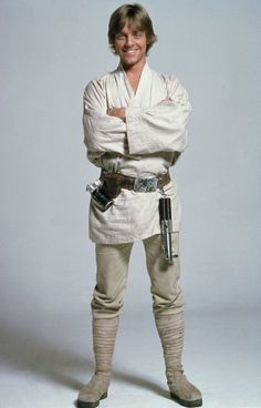 Saw Luke Skywalker and Star Wars seven times in the theater when I was a young girl. Couldn't care less about Han Solo.
