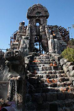 Lost River Delta #1 Tokyo DisneySea Top 10 Parcs à Thème