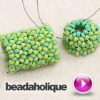 Tutorial - Videos: How to Bead Weave Tubular Netting | Beadaholique