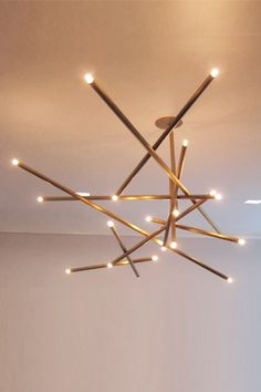 Billy Cotton Pick Up Chandelier