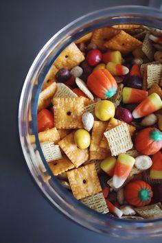 Pumpkin Spice Trail Mix Recipe | Finding Beautiful Truth