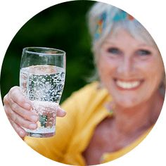 Drinking Drink Kangen Water® throughout the day. Unlike tap water, Kangen Water® has no unpleasant odor, tastes lighter, and has a pleasantly sweet flavor.