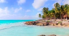 A true vacationer's paradise, Riviera Maya,  Mexico , consists of a 75-mile stretch of tropical oasis that runs along the Yucatan Peninsula. Bordered by the powdery beaches and gentle waves of the  Caribbean  Sea, the region includes the major tourist destination of  Cancun , along with Pla...