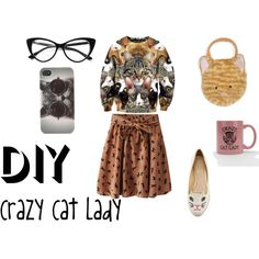 A fashion look from October 2013 featuring Charlotte Olympia shoes, With Love From CA tech accessories and Retrò eyeglasses. Browse and shop related looks.