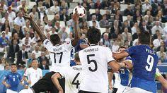 Die DFB-Elf in der Einzelkritik: Bolzplatz-Bingo in Bordeaux