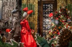 Lord & Taylor's Vintage Holiday Windows