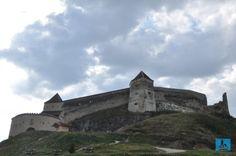 Rasnov Citadel Panorama