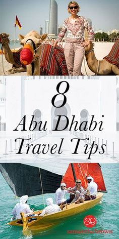 8 Things You Should Know Before Visiting Abu Dhabi Travel Channel's Samantha Brown on everything you should know before traveling to the UAE. Abu Dhabi, Dubai Vacation, Dubai Travel, Dubai Trip, Beach Vacations, Vacation Deals, India Travel, Travel Photos, Travel Tips