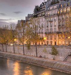quai d'Orléans - Paris 4ème