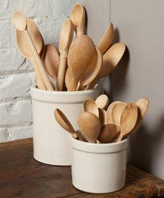 Sir Madam Bakers Dozen Wooden Spoons   SHOP NECTAR - High Falls, NY