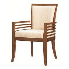 Tommy Bahama Home Ocean Club <b>Quick Ship</b> Kowloon Arm Chair