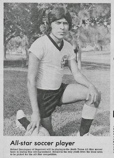 1977 Roland Dominguez, South Texas All Star Soccer Team