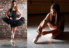 Ela teve que amputar uma perna, mas não desistiu de ser bailarina