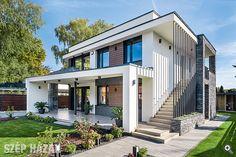 Egy régi nyaraló újjáélesztése - Szép Házak Design Case, Home Fashion, House Design, Mansions, Interior Design, House Styles, Outdoor Decor, Home Decor, Interiors