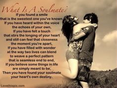 what is a soul mate love life quotes Soulmate Love Quotes, Wife Quotes, What Is A Soul, Favorite Quotes, Best Quotes, Soul Friend, Couple, For Facebook, Relationships Love