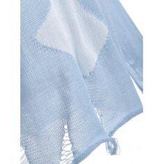 Elk Pattern Frayed Pullover Knitwear | TwinkleDeals.com