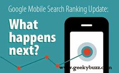 Google New Search Algorithm For Mobile Friendly Website | GeekyBuzz | Geekness Redefined