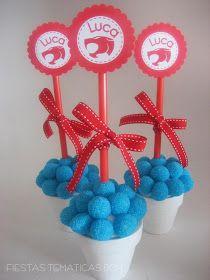 Fiestas Temáticas BCN - Kits de fiesta imprimibles: CHUCHES