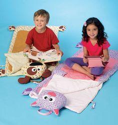 Sewing Pattern  Children's Craft Pattern by DesignerAlleyFabrics, $10.50