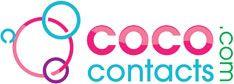 Coco Contact Lenses Logo