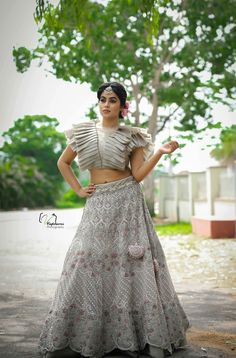 Waist Skirt, High Waisted Skirt, Indian Designer Wear, Two Piece Skirt Set, Actresses, Skirts, How To Wear, Fashion, Female Actresses