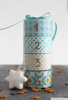 DIY Easy Advent Candle Tutorial