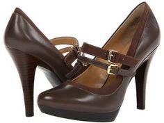 Nine West - 7Jazzmym (Black Leather) - Footwear on shopstyle.com