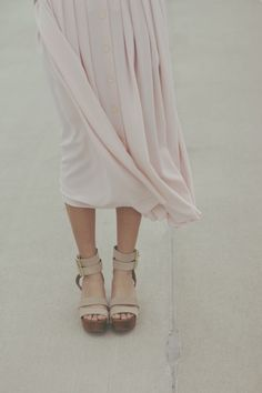 maxi and shoes