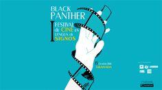 #CINE #FESTIVAL #ARTE #CROWDFUNDING  Black Panther Festival - Cine en Lengua de Signos.  Quizá nunca lo habías pensado pero para una persona sorda su idioma nativo no es el español, es la lengua de signos. Con este festival solidario pretendemos unir ambos mundos en un mismo lugar: el del cine oyente y el del cine sordo. ¿Te apuntas?. Crowdfunding verkami: http://www.verkami.com/projects/14882-black-panther-festival-cine-en-lengua-de-signos
