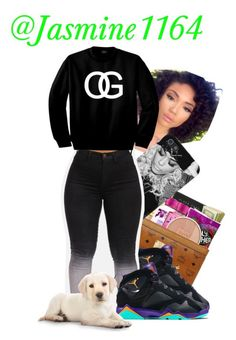 """""""OG """" by jasmine1164 ❤ liked on Polyvore featuring Retrò and HUF"""