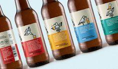 Hoppy Seabird Bottles