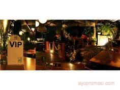 Cafe Halaman Tamansari #Ayopromosi #Gratis