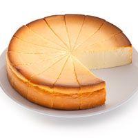 cheesecake. . . . yum