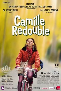 Noémie Lvovsky was born on December 1964 in Paris, France. She is an actress and writer, known for Camille redouble Life Doesn't Scare Me and Les sentiments French Teacher, French Class, Teaching French, Beau Film, Camille Redouble, Christina Noble, Movies To Watch, Good Movies, Films Cinema